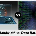 Difference between Bandwidth and Data Transfer