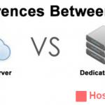 Comparison between Dedicated Server and Cloud Server