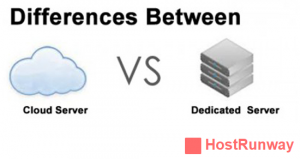 Comparison between Dedicated Server and Cloud Server